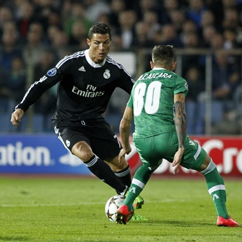 """Cristiano: """"Ellos son buenos, casi ganan al Liverpool"""""""