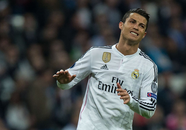 Cristiano se queda fuera del Top15 de mejores delanteros del año