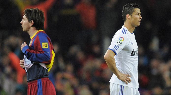 Messi y Cristiano, derribando mitos