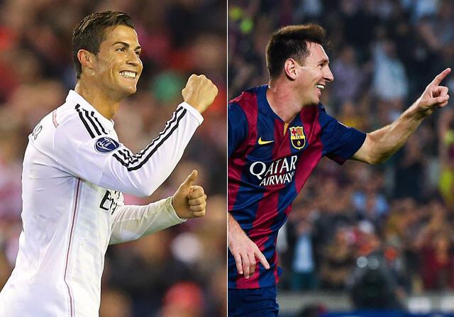 Cristiano vs Messi: los números hablan