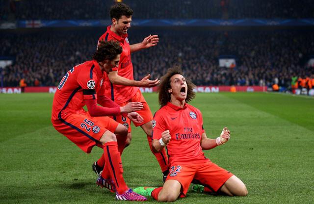 El Paris Saint Germain se carga al Chelsea de Mourinho