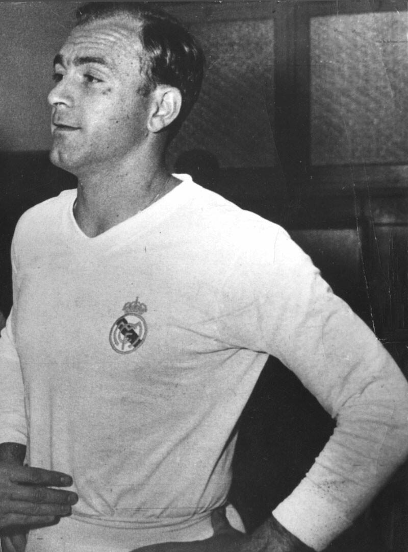 Decir Real Madrid, es decir Alfredo Di Stéfano.