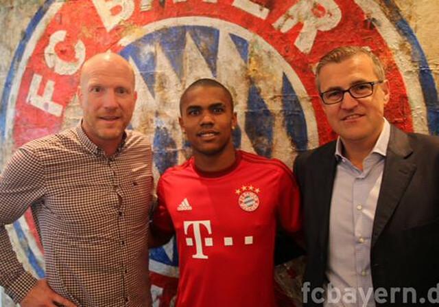 Douglas Costa cambia el Shaktar por el Bayern de Guardiola