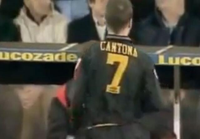La patada de Cantona cumple 20 años