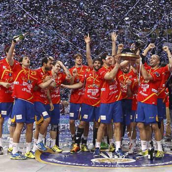 España, campeona del mundo de balonmano