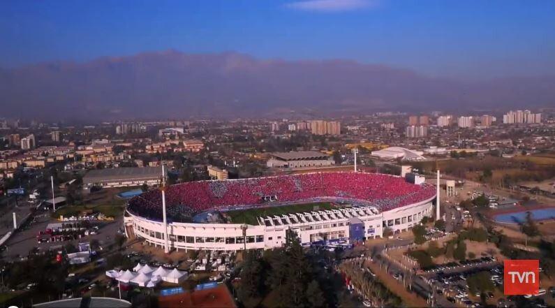 El emocionante himno de Chile en la final de la Copa América