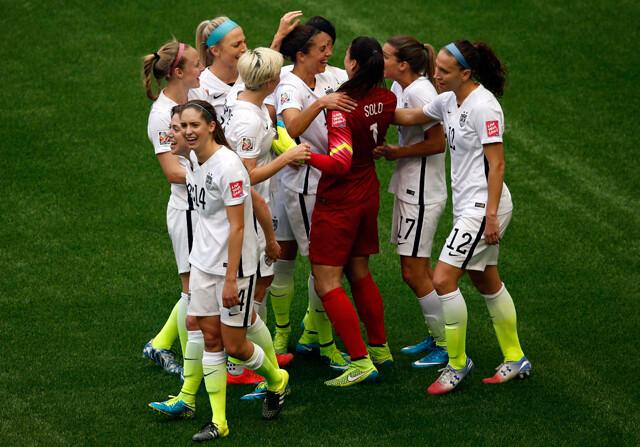 Estados Unidos aplasta a Japón y gana el Mundial femenino