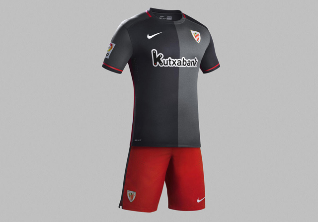 El Athletic presenta su elegante segunda camiseta (foto)   ⋆ GOL ... f1fc6edd68843