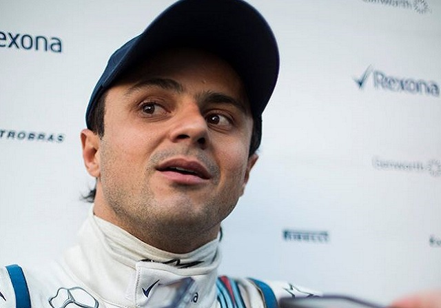 "Felipe Massa vio ""extraño"" el accidente de Fernando Alonso"