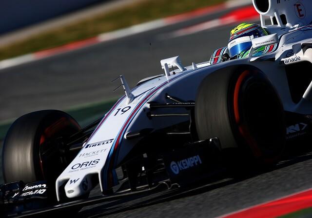 Directo: segundos test de F1 en Barcelona, día 3