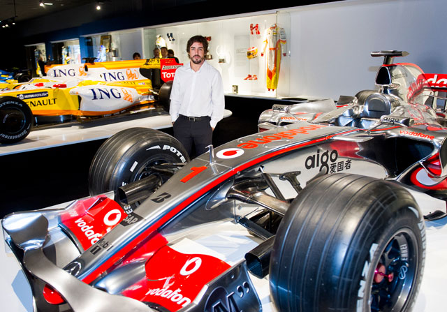 Museo Y Circuito Fernando Alonso : Fernando alonso inaugura su museo sportyou