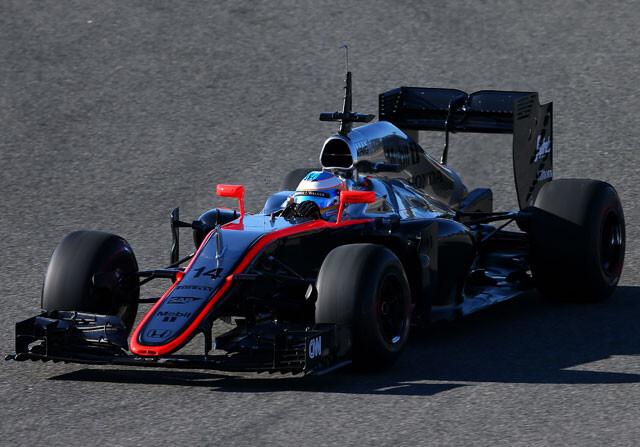 Alonso pide paciencia con su McLaren