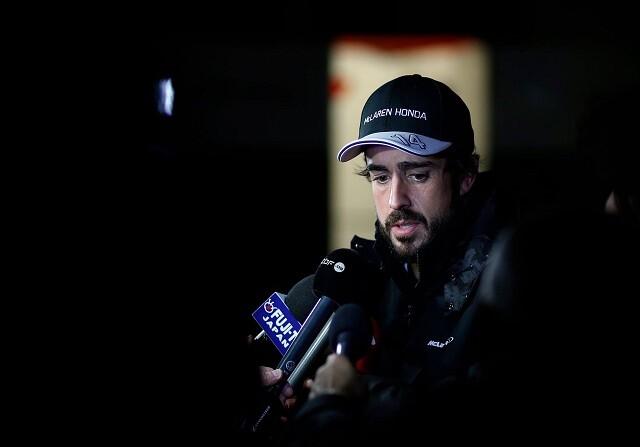 Fernando Alonso no correrá en Australia