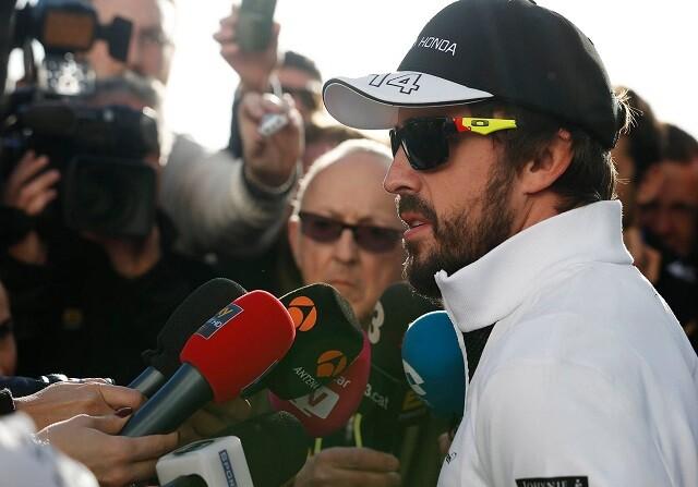 McLaren decreta silencio sobre el accidente de Alonso