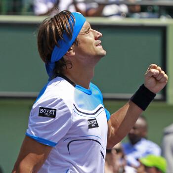 Ferrer, a cuartos de final de Miami