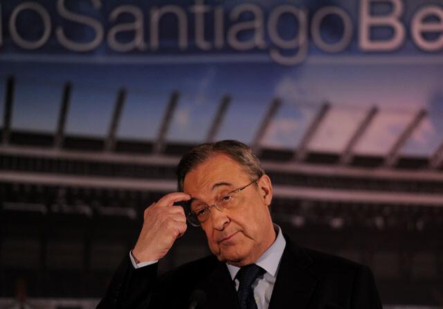 Florentino, 9 técnicos; Barça 8, Juve 7, Atlético 6, Chelsea 6, Bayern 4