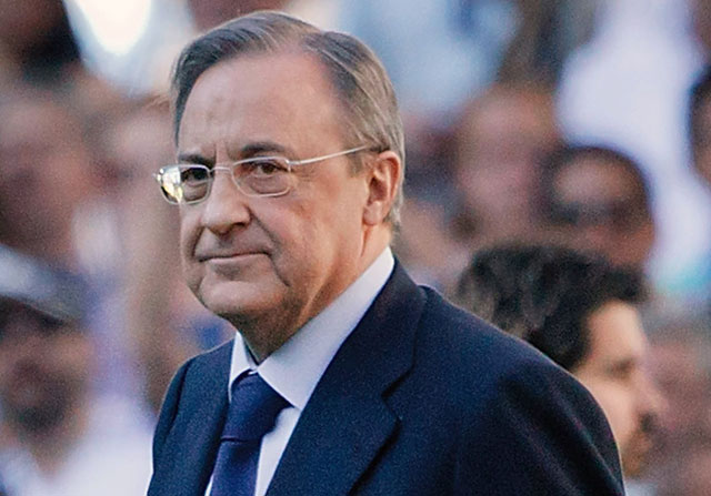 Florentino Pérez declara como testigo en el juicio de la 'Operación Púnica'