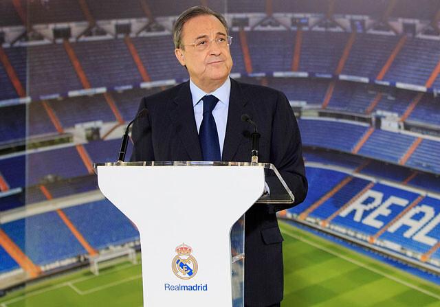 Florentino se carga a Ancelotti sin dar explicaciones