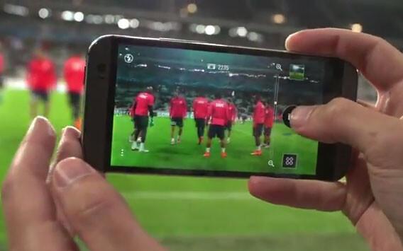 Conviértete en 'HTC Fan Photographer' de tu equipo