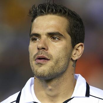 Fernando Gago, jugador del Valencia