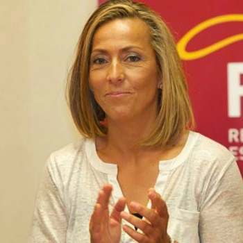 """Gala León, sobre los tenistas con poca ropa: """"Basta con llamar a la puerta"""""""