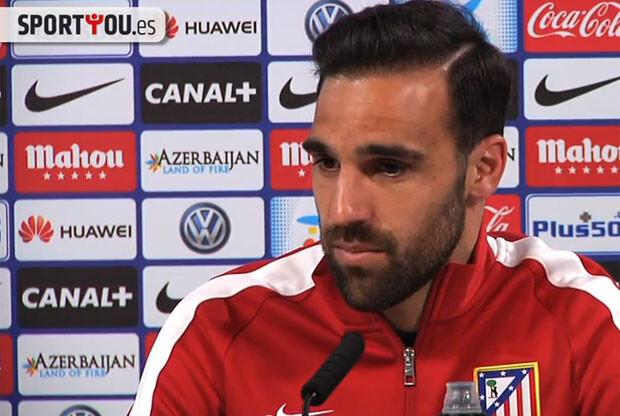 Gámez admite que el Atlético ya mira por el retrovisor