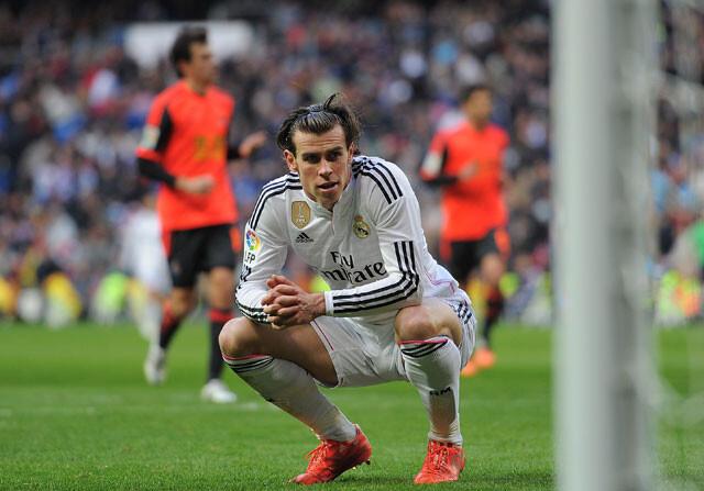 Gareth Bale incendia las redes sociales con su partido