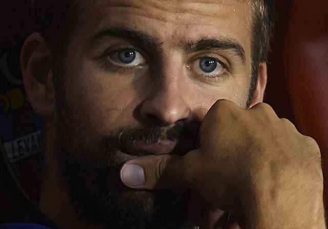 Gerard Piqué, multado con 10.500 euros