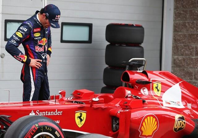 Así intentó Ferrari fichar a Mark Webber