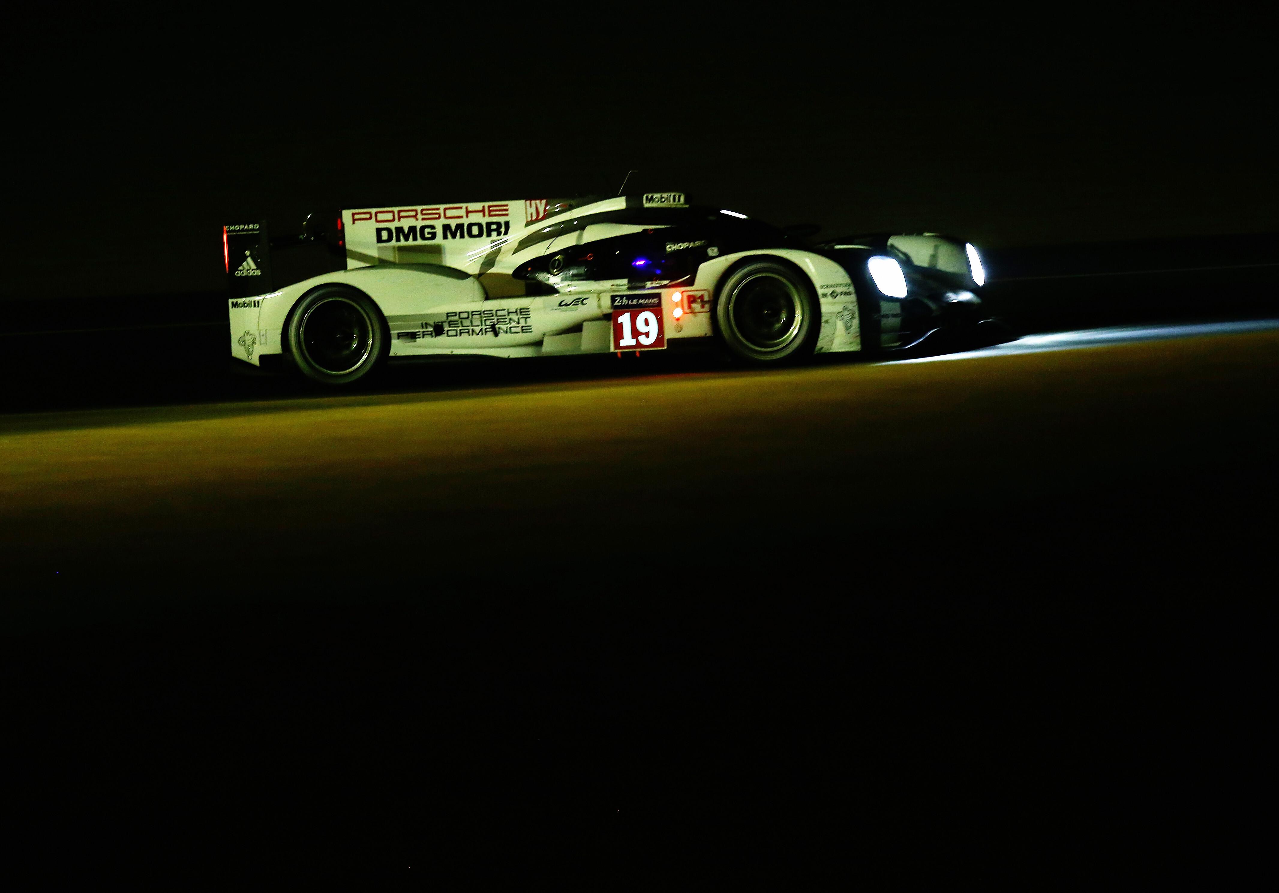 Porsche 919 #19