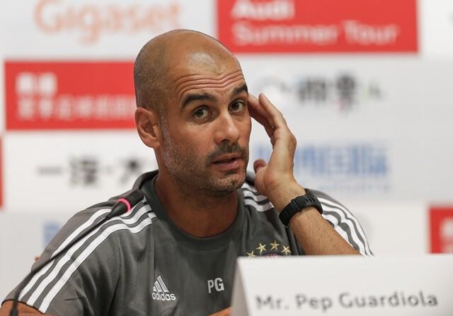 Guardiola ya tiene un acuerdo con el Manchester City