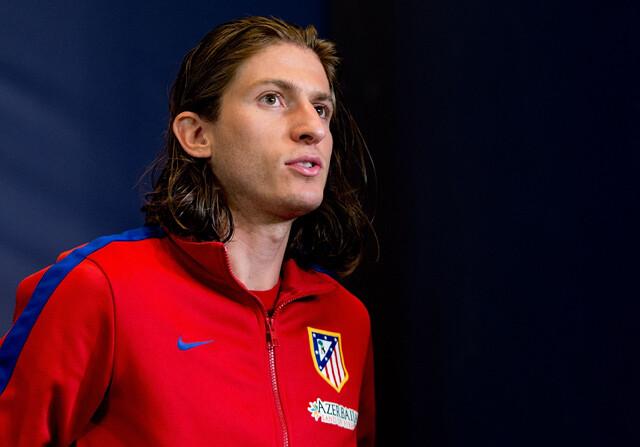 El Atlético anuncia la llegada de Filipe Luis