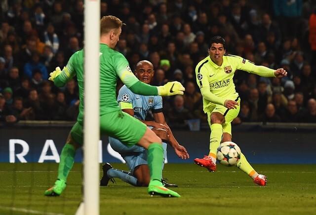 El City prepara un ofertón por Suárez, según el Daily Mail
