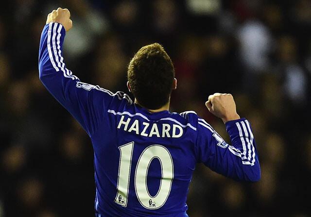 El supercontrato de Hazard