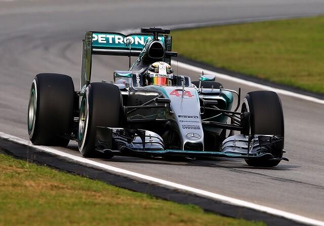 Lewis Hamilton consigue su segunda pole del año