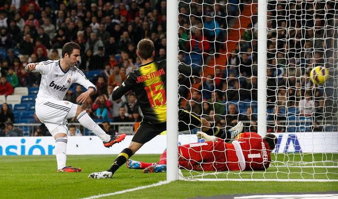 Me aburrí como una ostra en el Bernabéu viendo el choque frente al Real  Zaragoza pese a la goleada del Madrid. Y creo que no fui el único 3f2a7f6f244b5