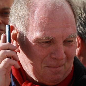 Uli Hoeness, presidente del Bayern