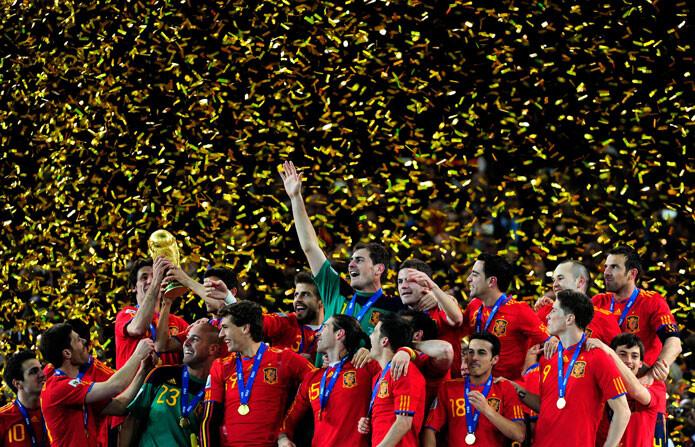 España en Sudáfrica 2010