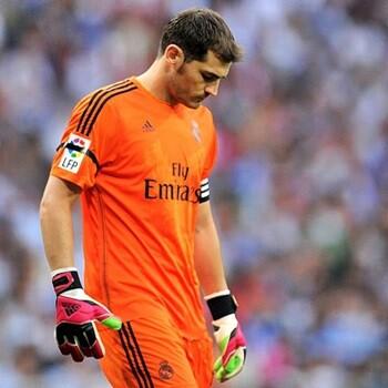 Casillas se irá del Madrid a final de temporada, según 'Partido a Partido'