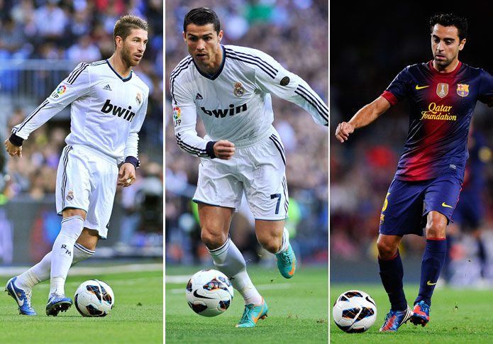 Casillas votará a Ramos, Cristiano y Xavi para el Balón de Oro