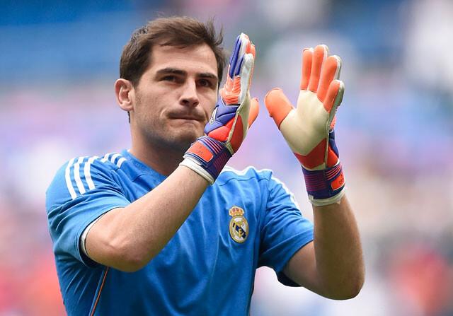 """Casillas: """"Voy a seguir y me gustaría que viniera De Gea"""""""