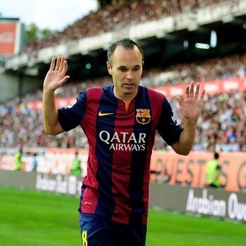 """Iniesta: """"Si juega Bale o no igual cambia su manera de jugar, no la nuestra"""""""