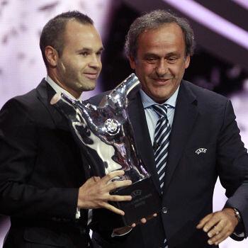 Los votos de los periodistas en el premio a mejor jugador de Europa
