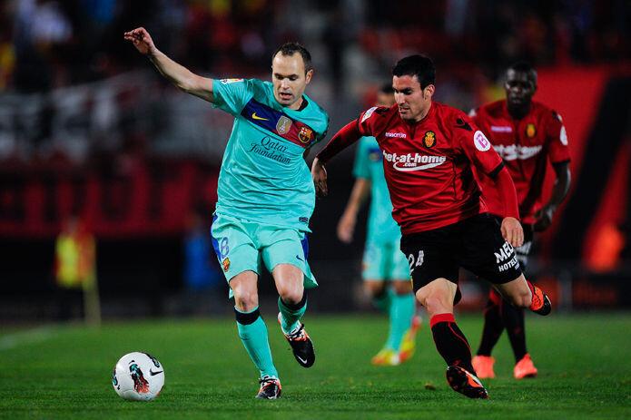 Barça, variaciones y permutaciones
