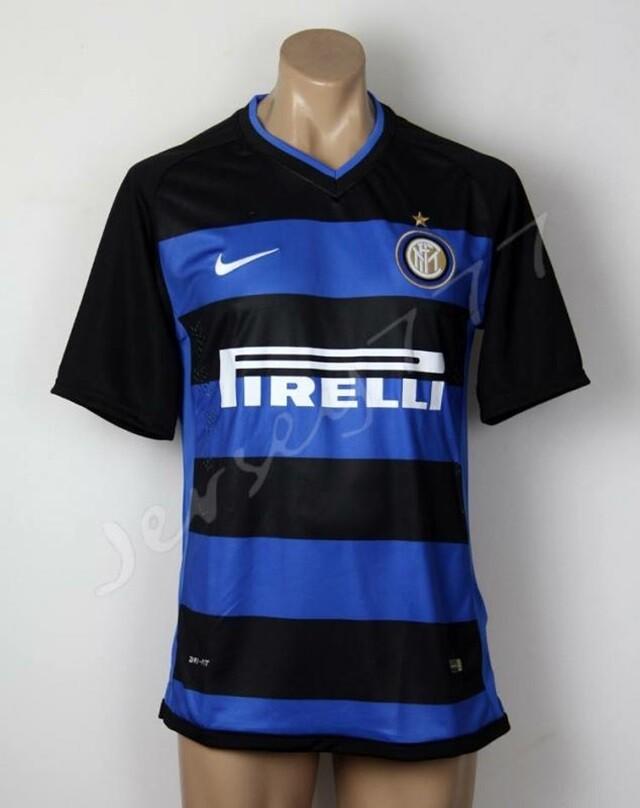 Equipaciones del Inter de Milan 2015 16