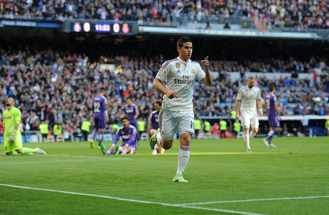 Los sueldos de los jugadores del Real Madrid - SPORTYOU