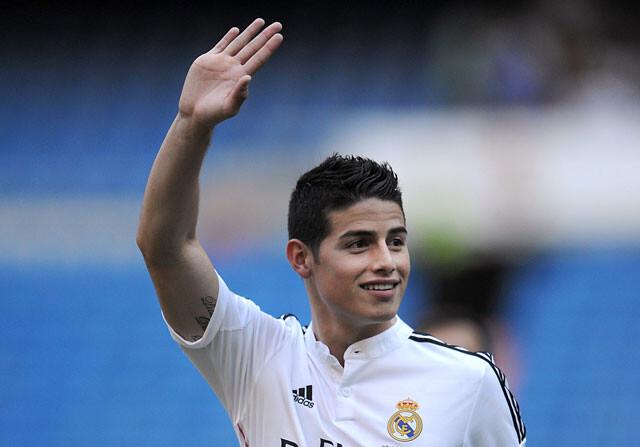 James vuelve, ¿a quién quita ahora Ancelotti de los 'siete magníficos'?