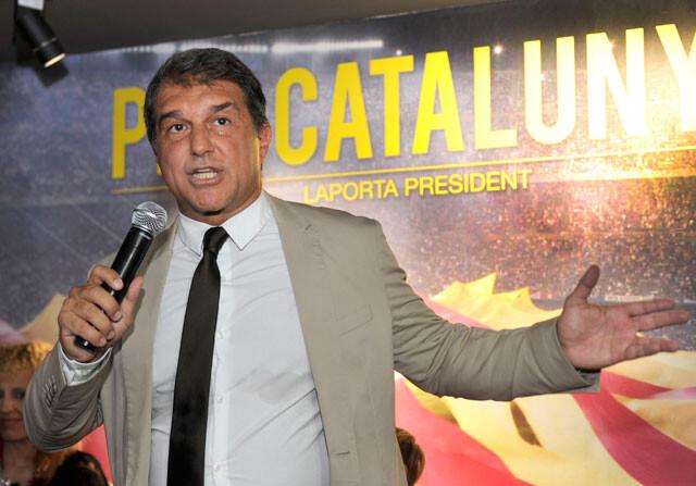 Laporta insinúa que el Gobierno tiene la culpa del expediente de la UEFA