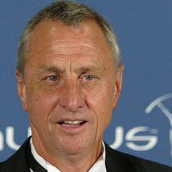 Johan Cruyff, con Holanda