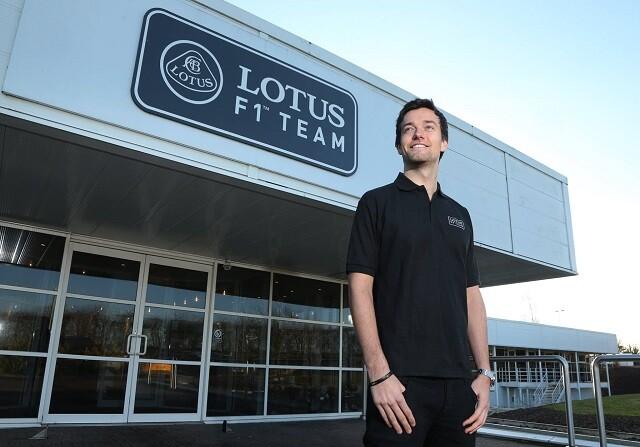Jolyon Palmer disfrutará de un día con el Lotus E23